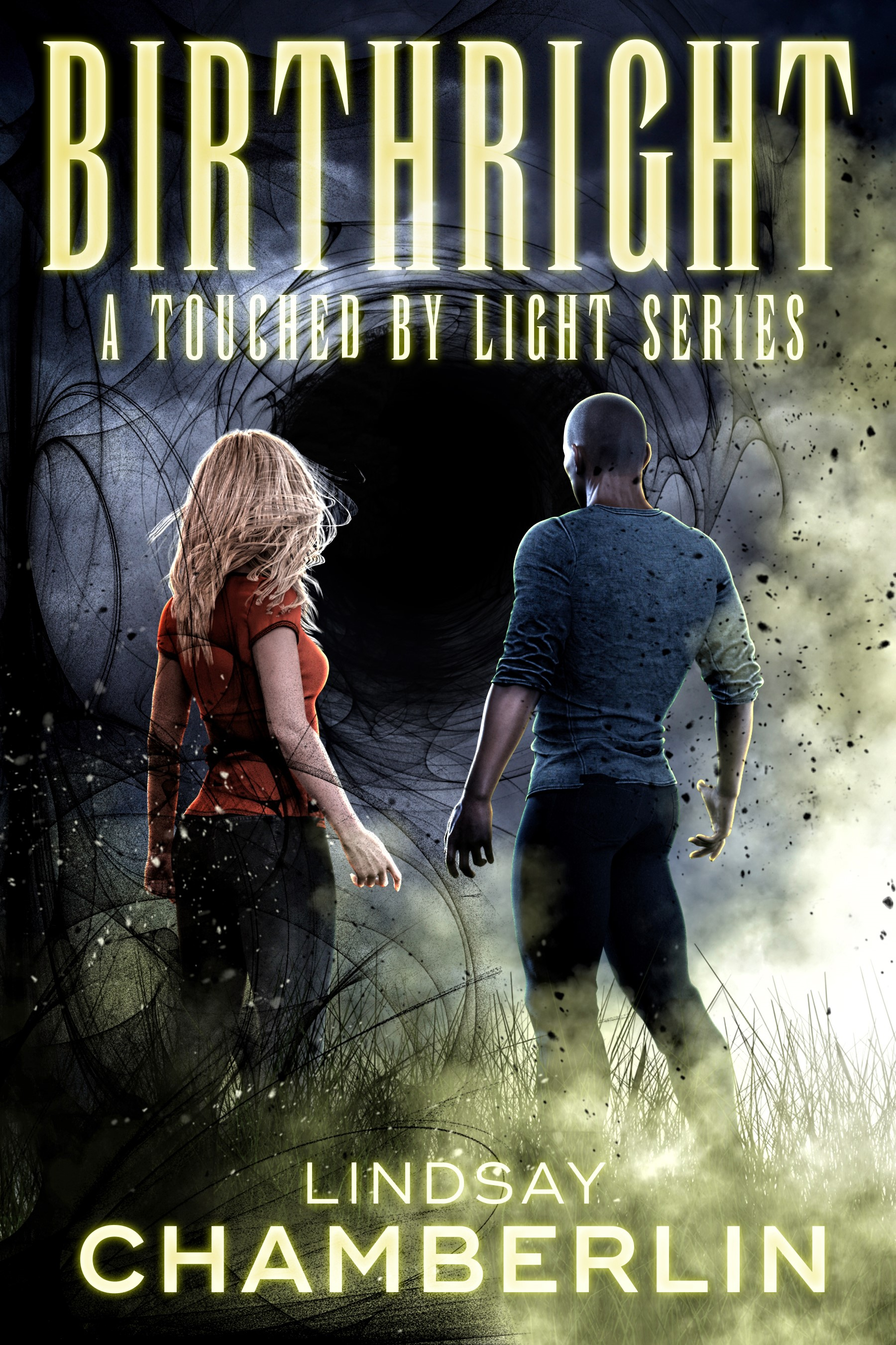 Birthright by Lindsay Chamberlin book cover